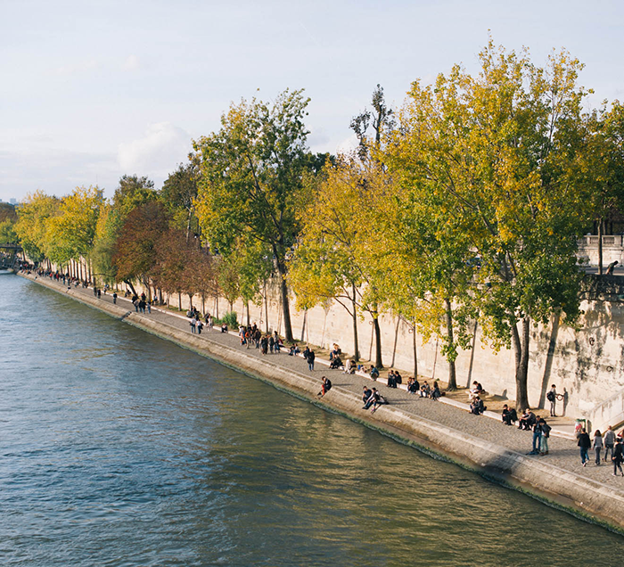 Seine River, Paris | The Style Scribe