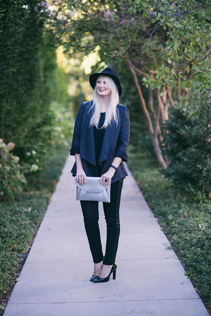 Troa Tuxedo Jeans | The Style Scribe