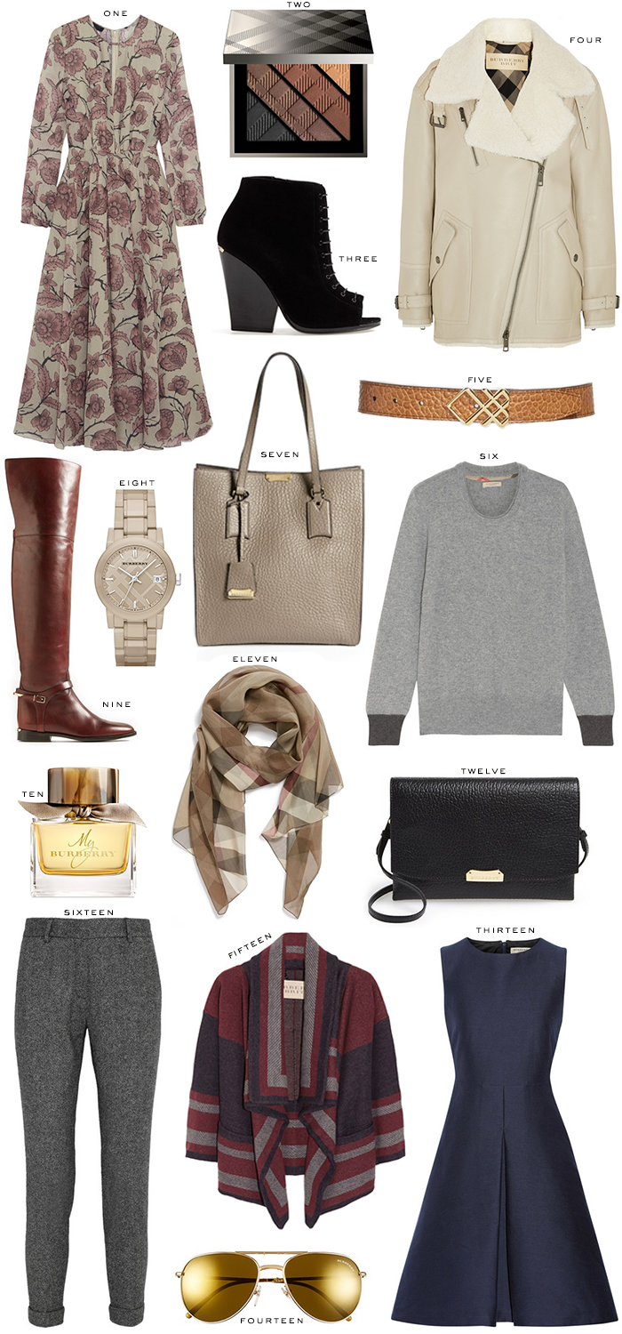 Best of Burberry | The Style Scribe