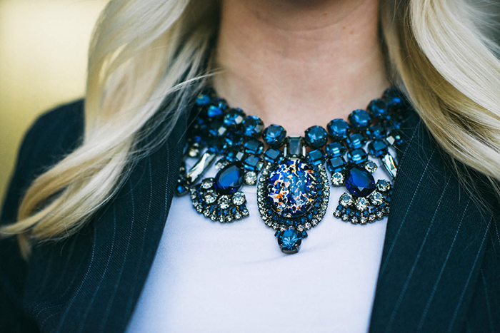 Alan Anderson Necklace | The Style Scribe