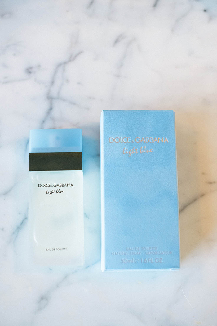 Dolce & Gabbana Light Blue Perfume | The Style Scribe