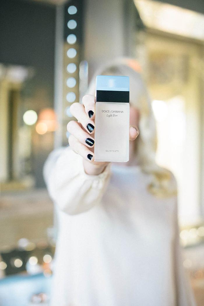 Dolce & Gabbana Light Blue Perfume | The Style Scribe