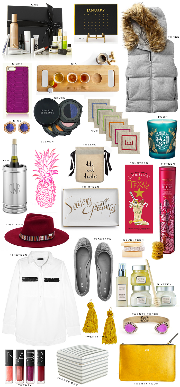 Holiday Gift Guide // Under $100   The Style Scribe
