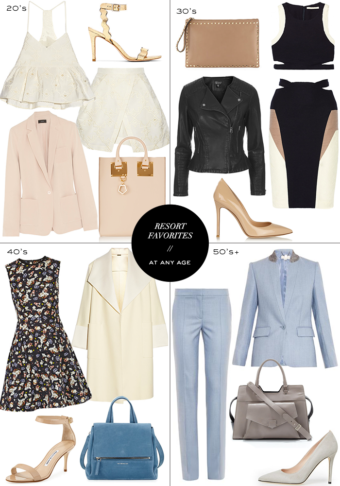 At Any Age / Resort Favorites | The Style Scribe