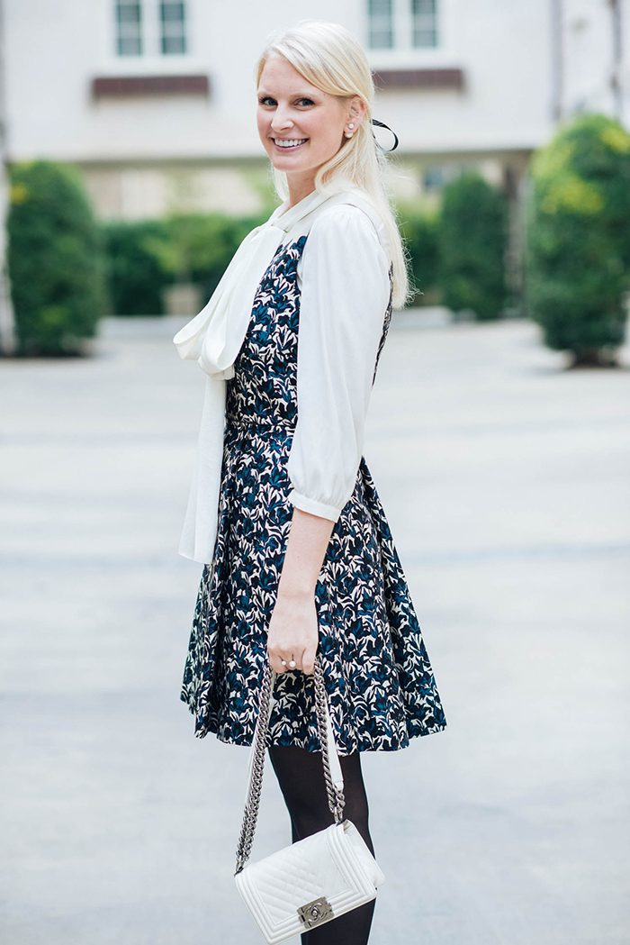 Tory Burch Rayna Dress | The Style Scribe