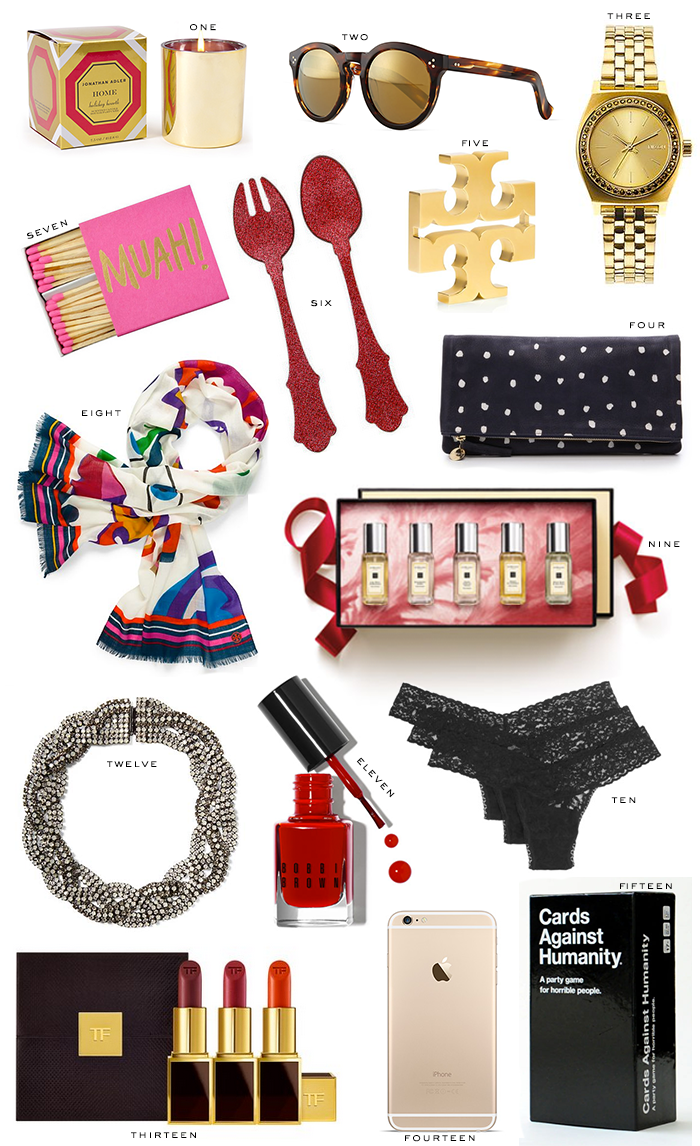 Last Minute Stocking Stuffers & Gift Ideas | The Style Scribe