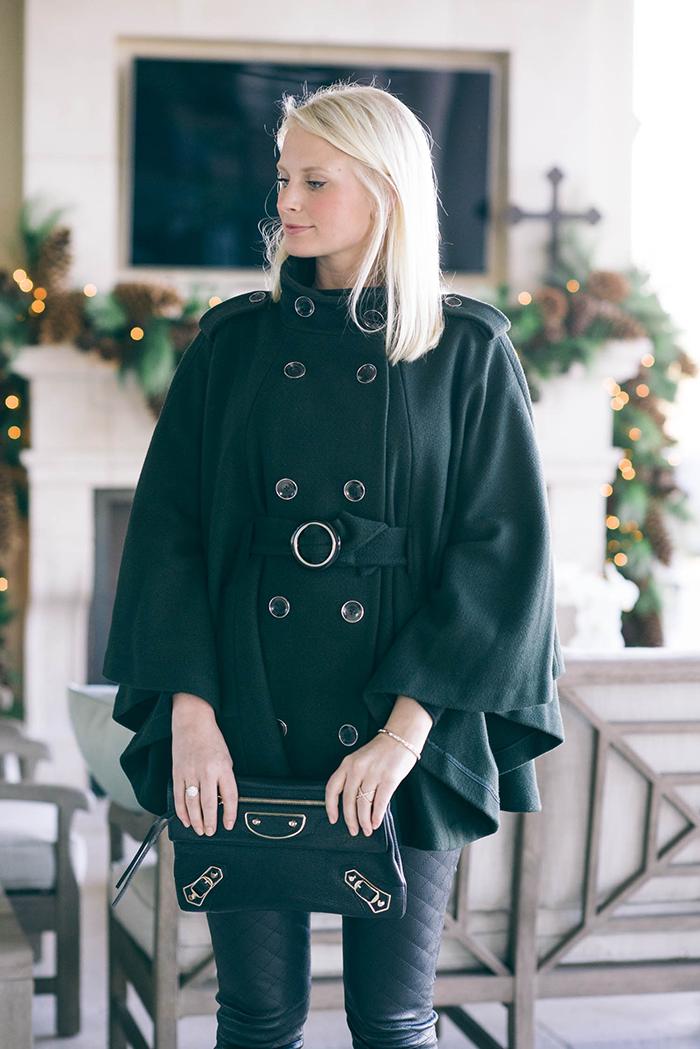 Rachel Zoe Cape | The Style Scribe