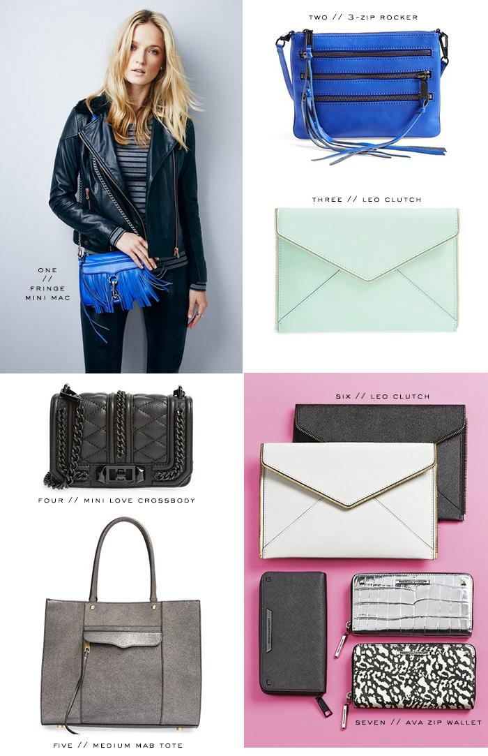 Present Pick // Rebecca Minkoff Bags