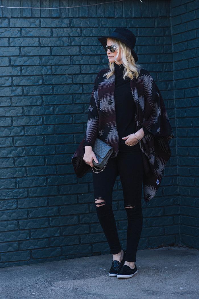Glamorous Blanket Cardigan | The Style Scribe