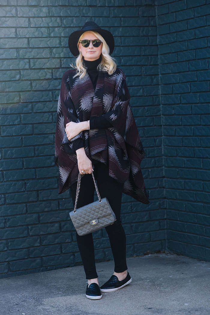 Glamorous Blanket Cardigan   The Style Scribe