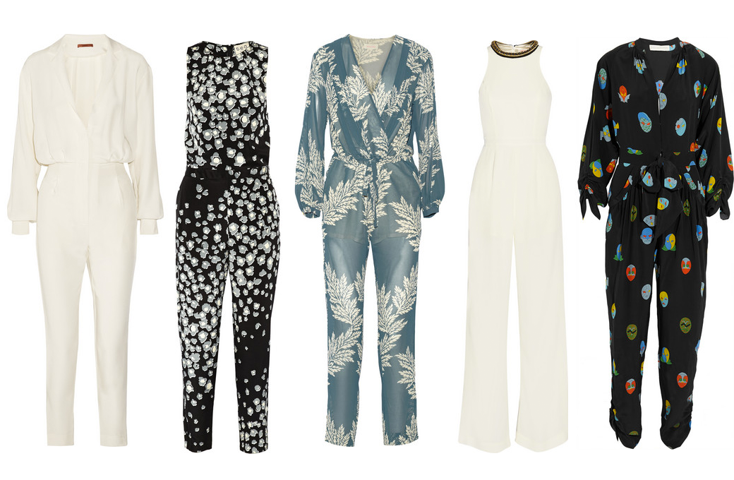 Jumpsuits At Any Age | The Style Scribe