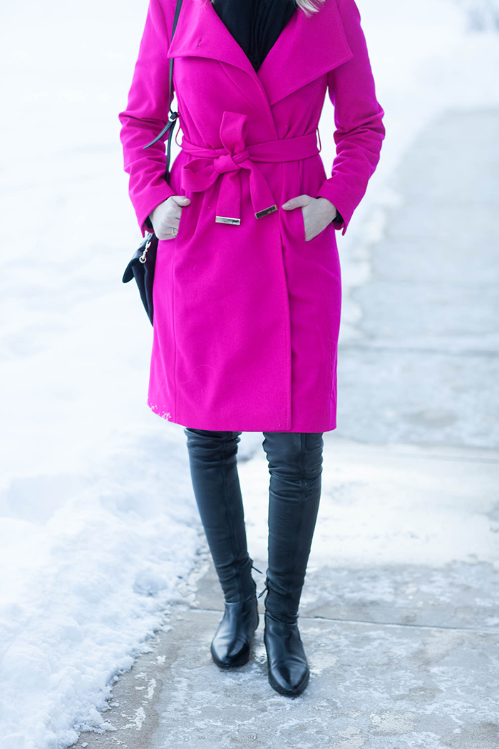 Ted Baker Nevia Coat | The Style Scribe