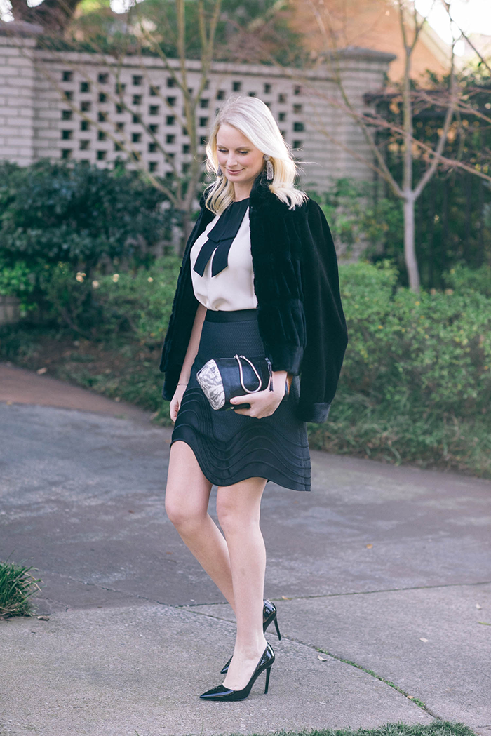 Alexander Wang Chastity Clutch | The Style Scribe
