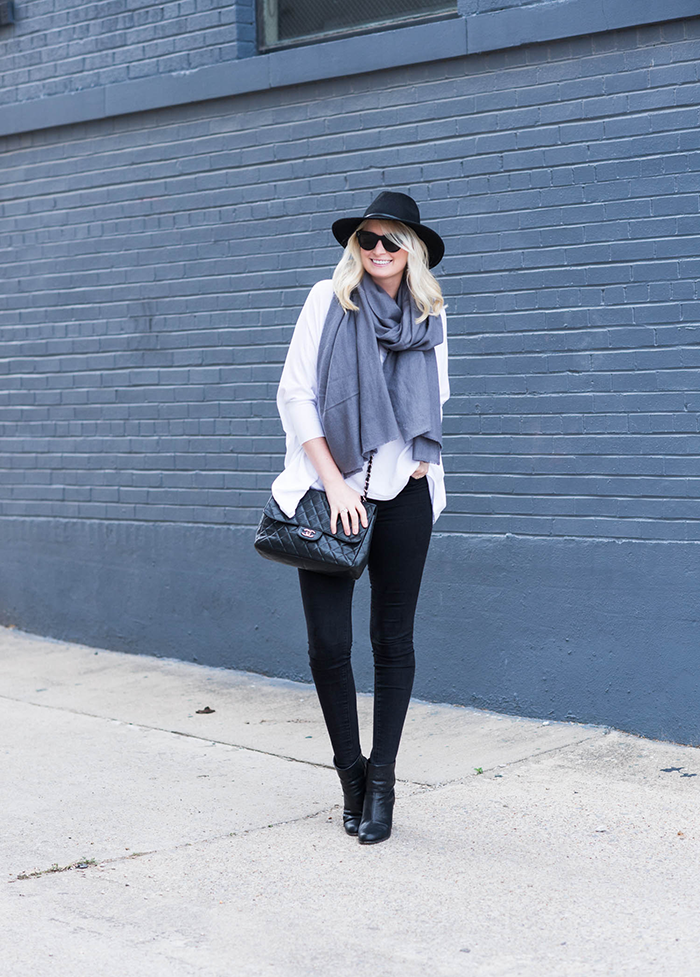 Alice + Olivia Boatneck Sweater | The Style Scribe