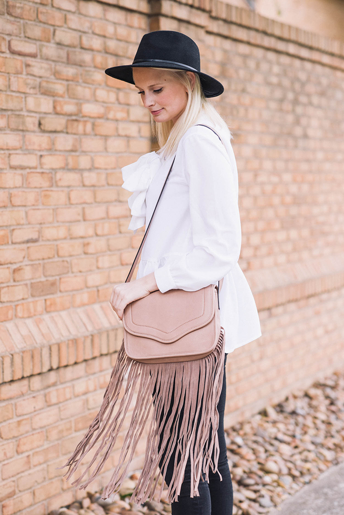 BCBGeneration Fringe Bag | The Style Scribe