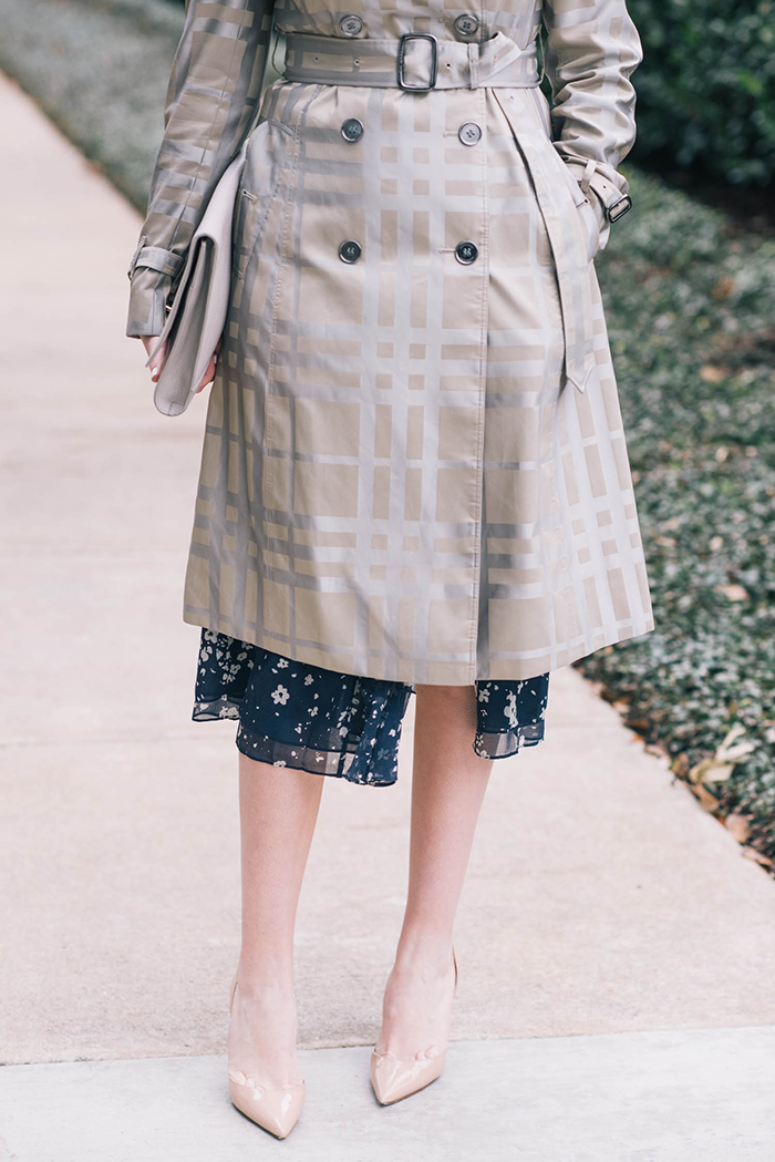 Burberry Brit Dress | The Style Scribe
