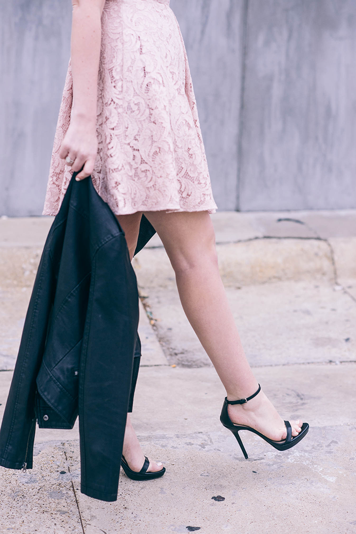 Burberry London Lace Dress | The Style Scribe