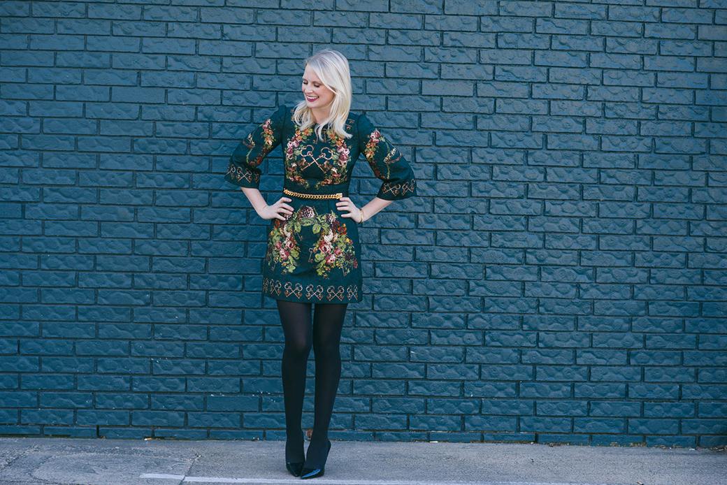 Dolce & Gabbana Key Dress | The Style Scribe