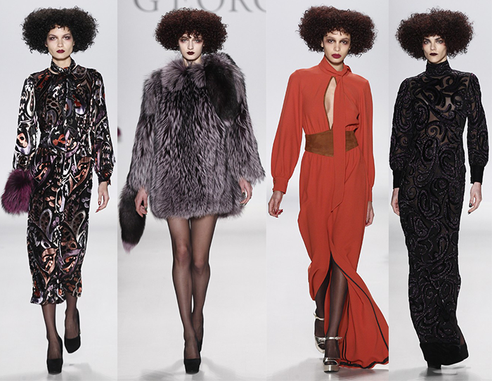 Georgine Fall/Winter 2015 Collection