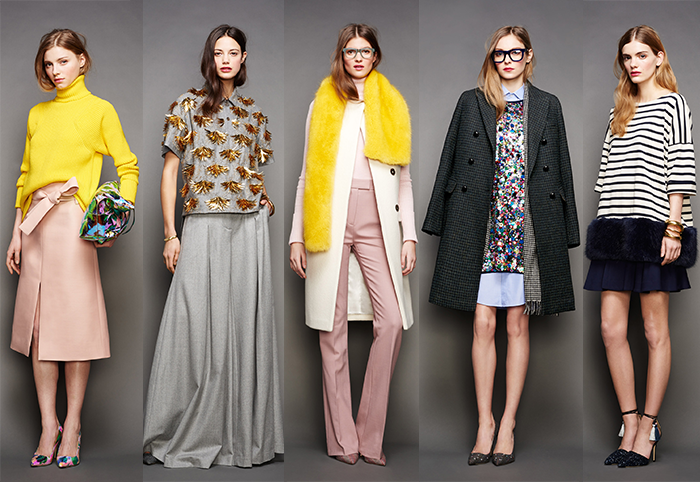 J.Crew Fall/Winter 2015 Collection
