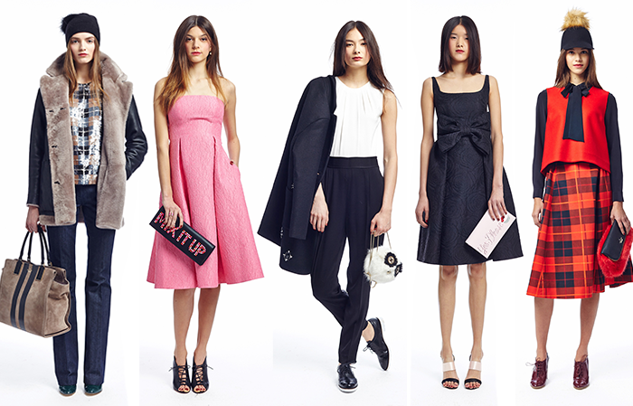 Kate Spade Fall/Winter 2015 Collection