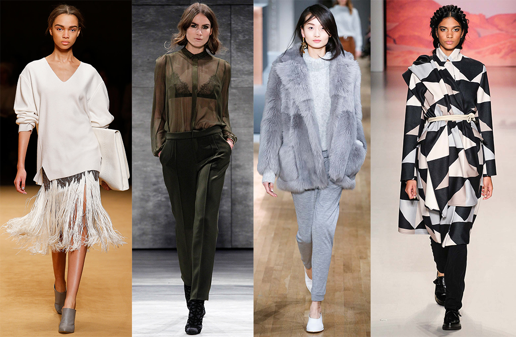 New York Fashion Week // Fall/Winter 2015 Collections