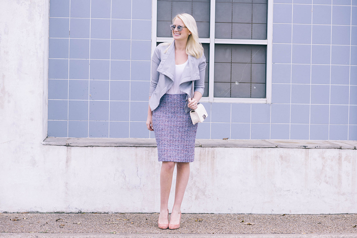 Spring Tweed | The Style Scribe