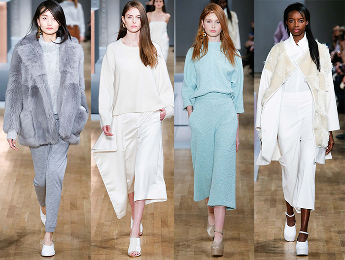 Tibi Fall/Winter 2015 Collection
