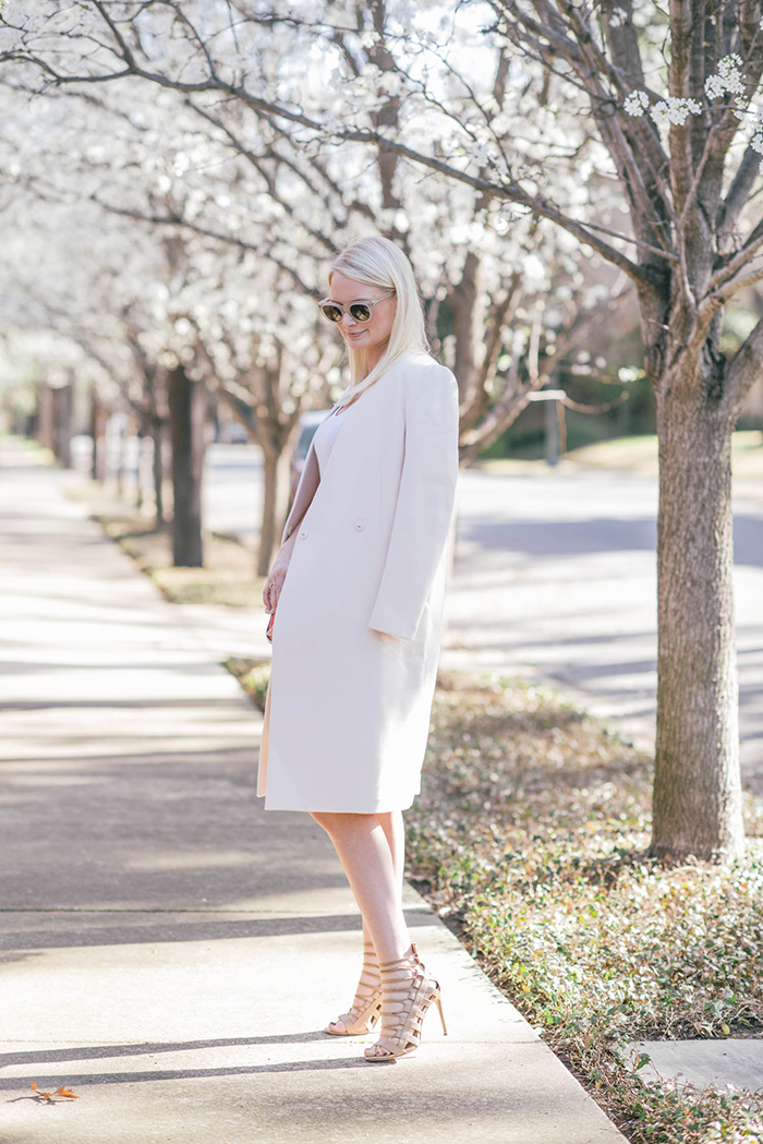 Karl Lagerfeld Coat | The Style Scribe