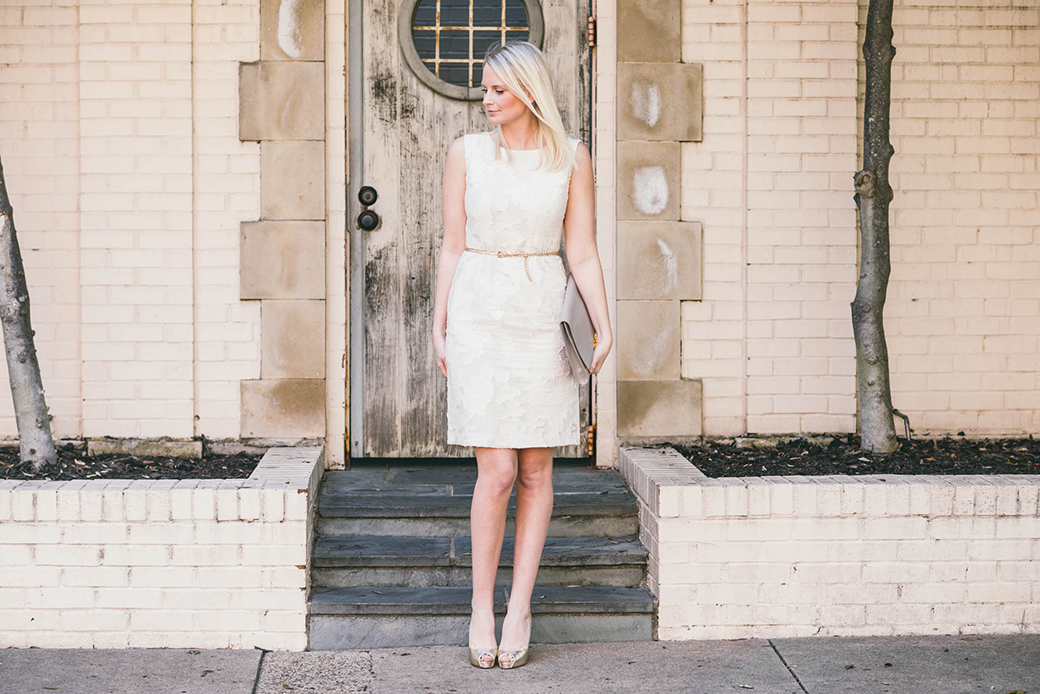 Lafayette 148 Dress | The Style Scribe