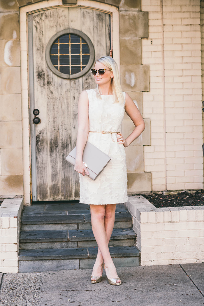 Lafayette 148 Dress | The Style Scribe