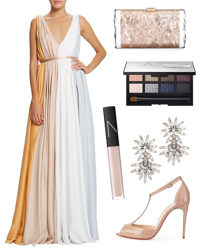 Summer Wedding Look | The Style Scribe