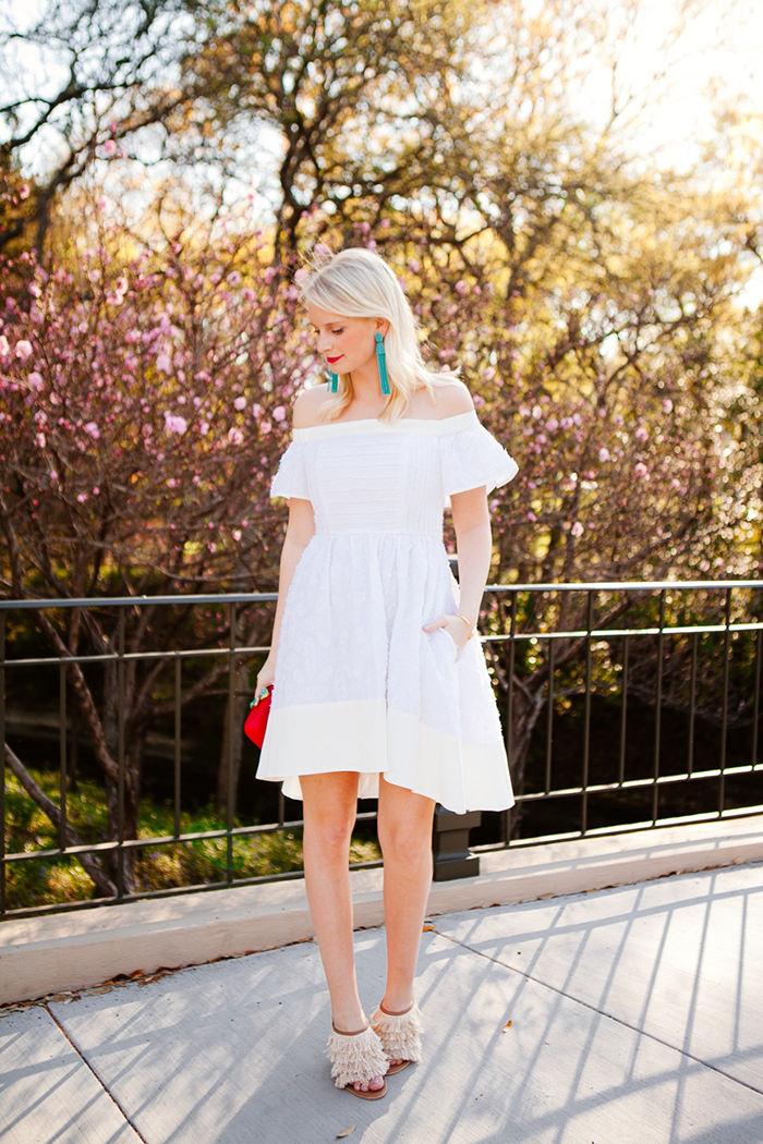 Tibi Fil Coupe Dress | The Style Scribe