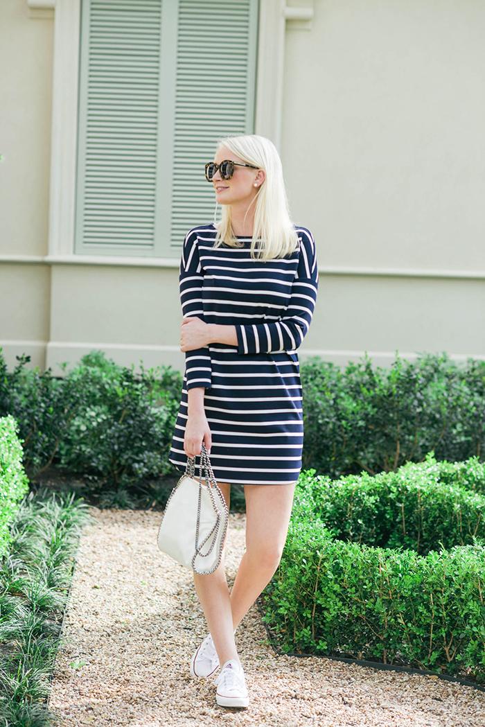 BB Dakota Striped Dress | The Style Scribe