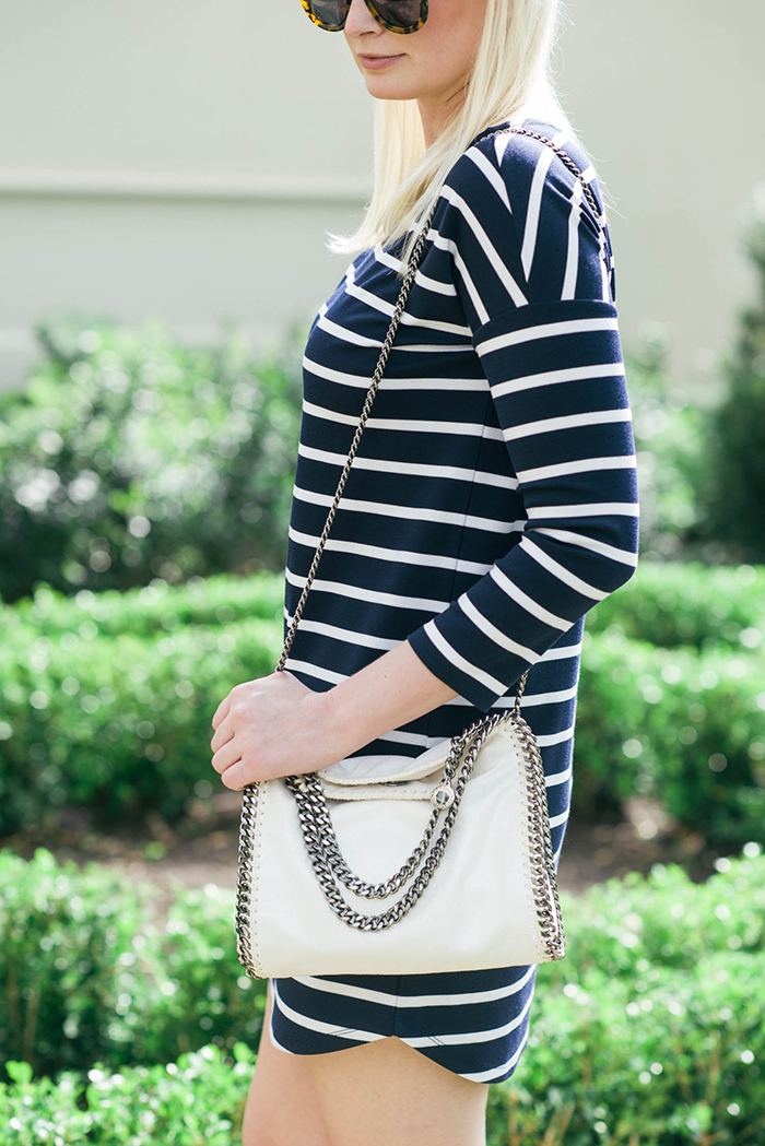 BB Dakota Striped Dress | The Style Scribe