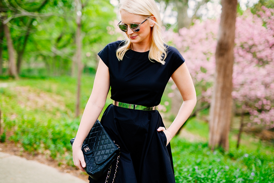 Tibi Cotton Poplin Dress   The Style Scribe