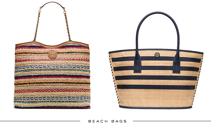 Tory's Totes / Beach Bags | The Style Scribe