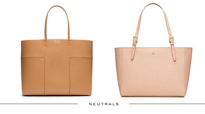 Tory's Totes / Neutrals | The Style Scribe