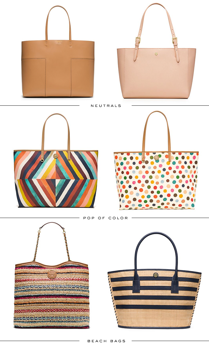 Tory Burch Totes | The Style Scribe