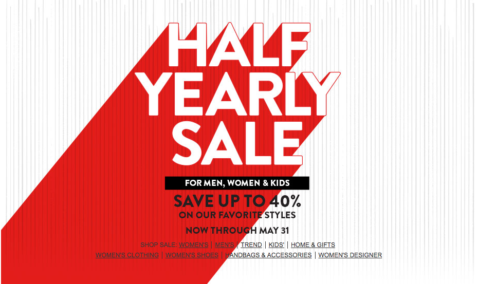 Nordstrom Half Yearly Sale | The Style Scribe