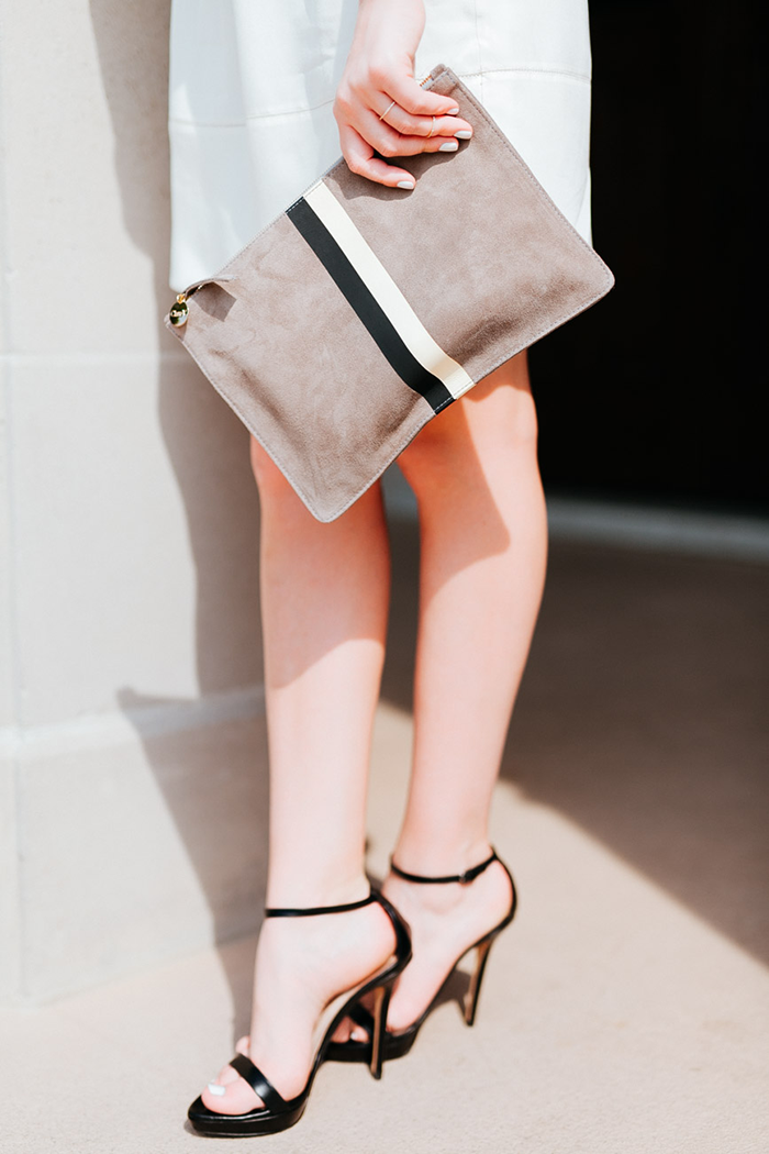 Clare V Clutch | The Style Scribe