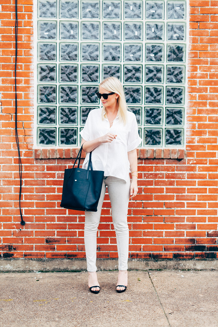 COS Skinny Cropped Jeans  | The Style Scribe