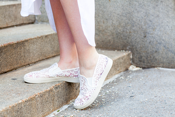 Lace Sneakers | The Style Scribe