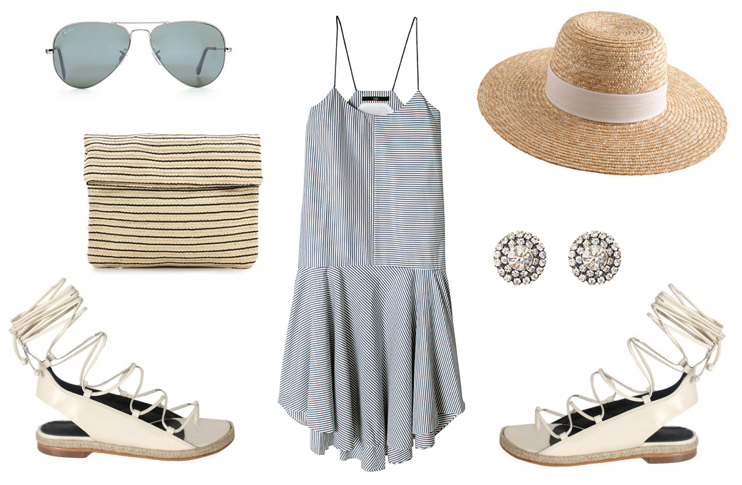 Memorial Day Weekend Outfit Ideas | The Style Scribe