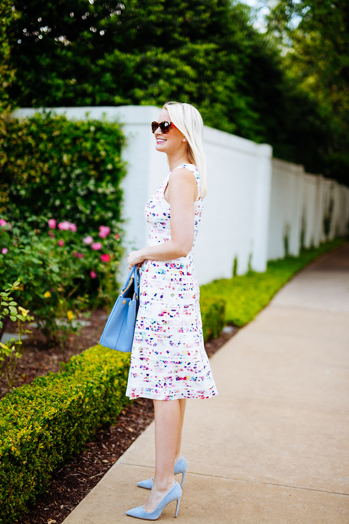 Shoshanna Vivianna Dress | The Style Scribe