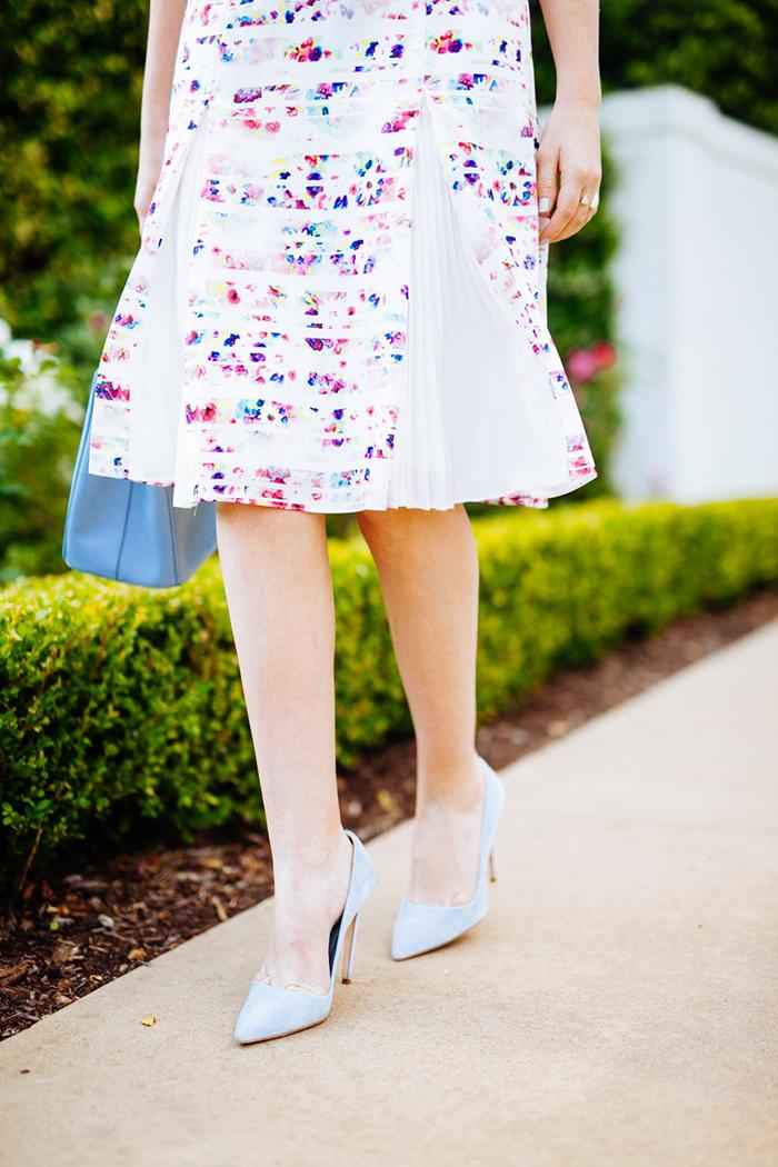 Shoshanna Vivianna Dress | The Style Scribe