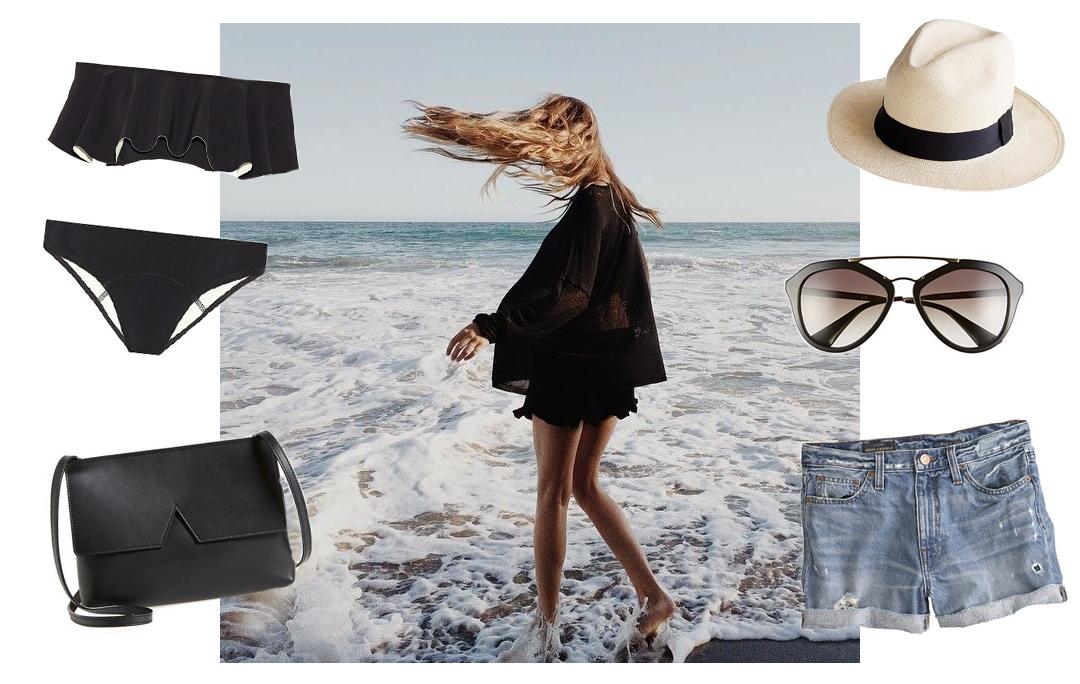 Summer Travel Basics | The Style Scribe