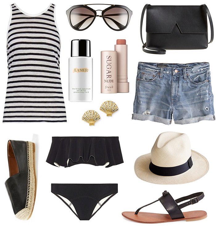Summer Travel Basics | The Style Scribe