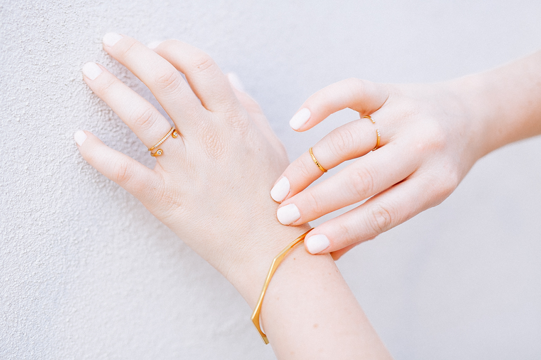 Gorjana Rings | The Style Scribe