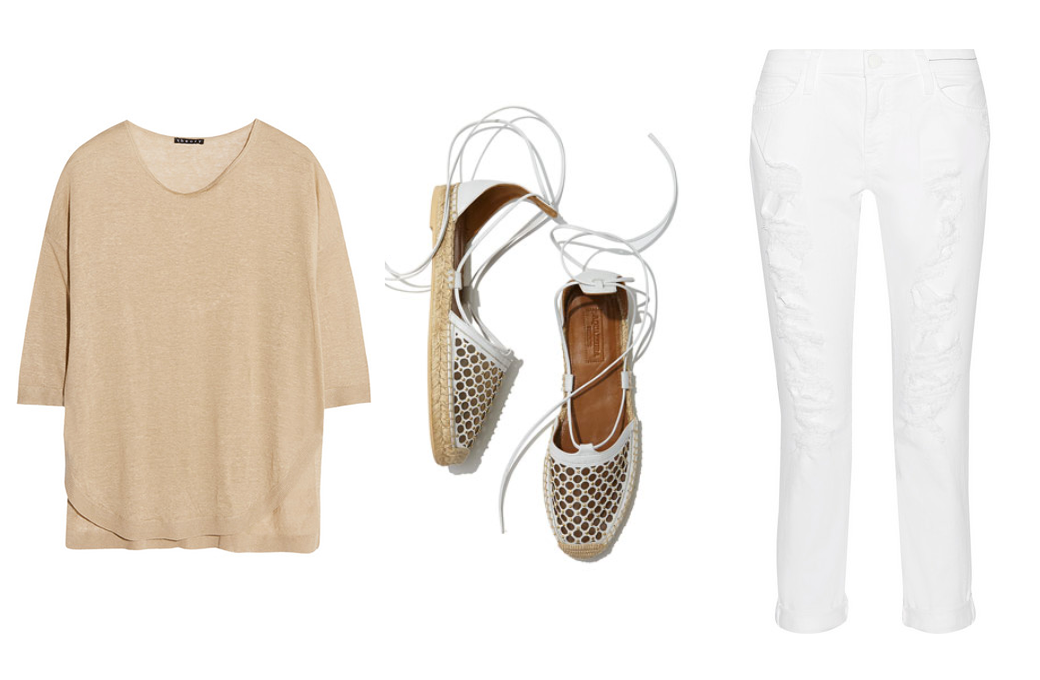 Summer Neutrals / Sale Edition | The Style Scribe